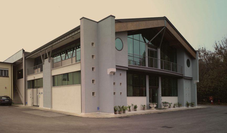 Immagine dell'esterno dell'azienda Italparchetti