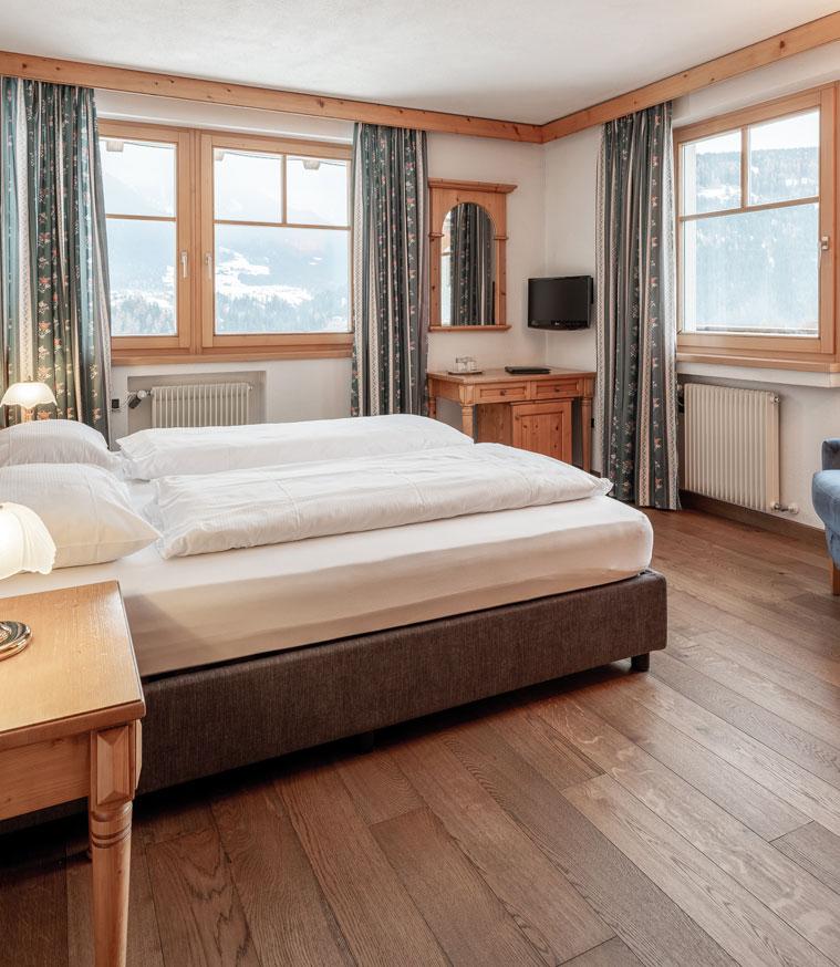 Immagine della realizzazione delle camere di hotel